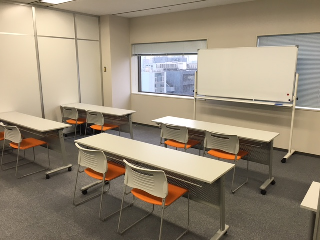 アフター(講習室)